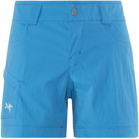 Arc'teryx Parapet Shorts Women blue